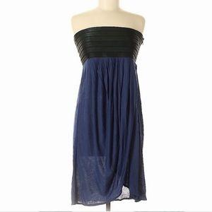 Elizabeth and James Sleeveless Tube Top Dress XS